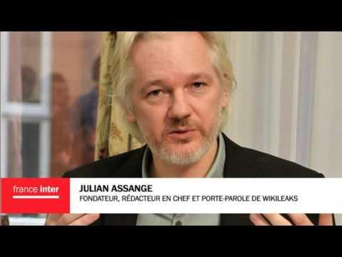 Download Archives : Julian Assange sur France Inter - 5 février 2016