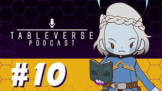 "Ep. 10: ""Welcome to the Stage, Miss Dujour!""  -  Tableverse  -  a #Starfinder actual play #podcast"