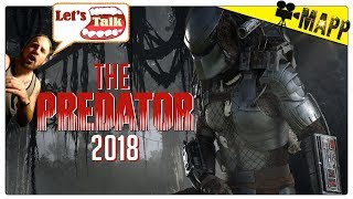 The Predator 2018 – LITERALLY WEAPONIZED AUTISM (Movie Review & Discussion)
