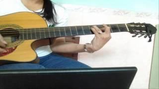 CHIẾC ÁO BÀ BA - Guitar