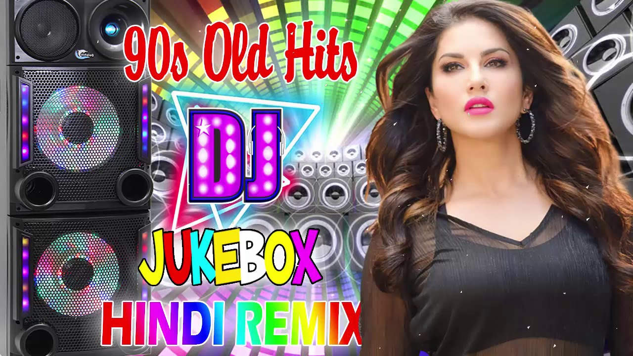 OLD Hindi DJ Remix 🔊 90's Evergreen Romantic Hits Remix Hi Bass Dholki Mix 🔊 Old Is Gold