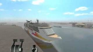 Ship Simulator 2006 cruiseliner Gold Edition