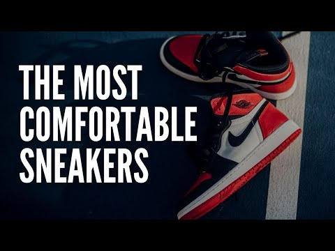 The 15 Most Comfortable Sneakers You can Buy Right Now