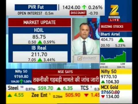 View on Housing Development and Infrastructure Ltd And Indiabulls Real  Estate : StockAxis