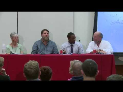 Panel: Beer, Chocolate, Farming & H20