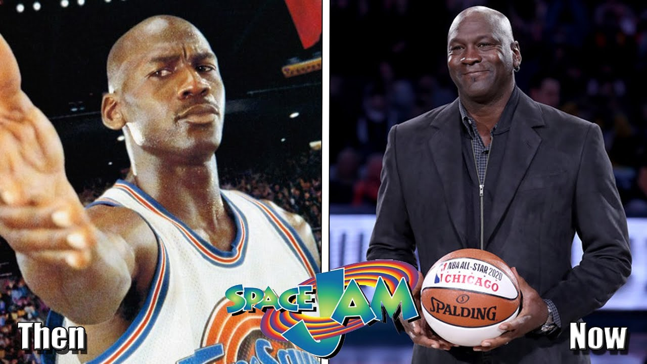 Space Jam (1996) Cast Then And Now ☆ 2020 (Before And After) - YouTube