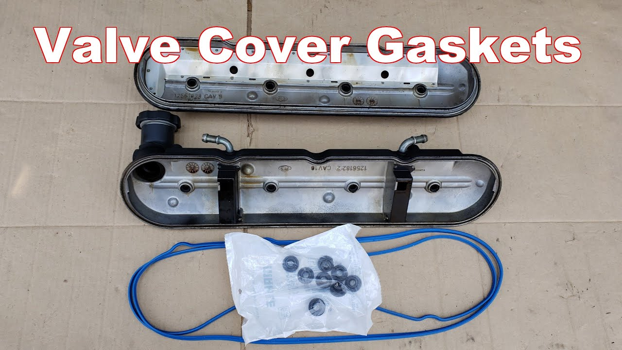 How to Replace a Valve Cover Gasket and Grommets