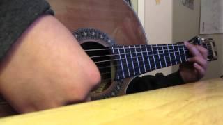 BÀI THÁNH CA BUỒN - KHÁNH LY guitar cover by Phuong Milkji