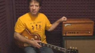 1959 Gibson Les Paul + Trainwreck Amp tech talk w/ Glen Kuykendall