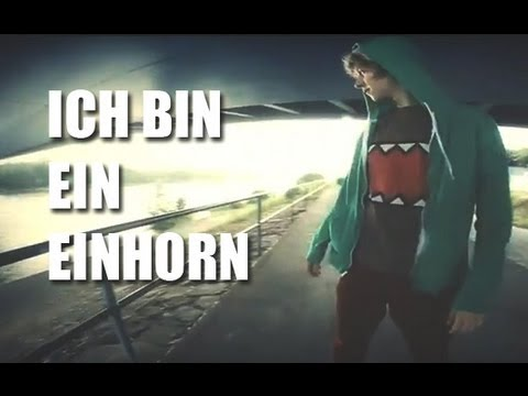 ich bin ein einhorn official music video youtube. Black Bedroom Furniture Sets. Home Design Ideas