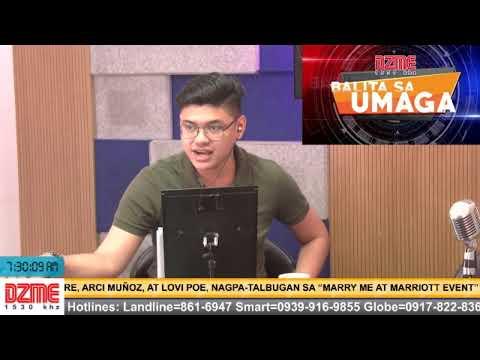 Diaryo sa Radyo at Balita sa Umaga - Kasama si Tony Tabbad ...