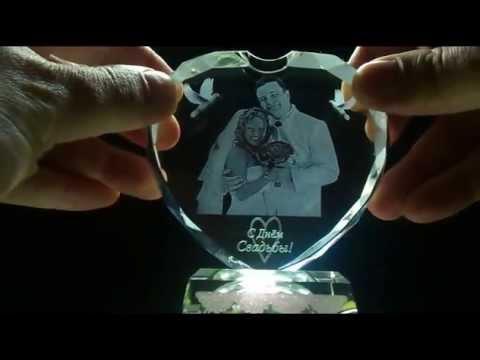 Www.3d-crystals.ru. Лазерное Фото в Стекле