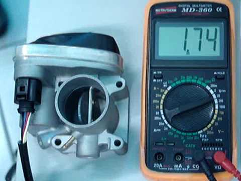 VD021 Prueba de Acelerador Electrónico Español - YouTube