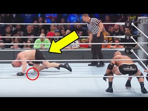 10 Recorded Moments WWE Doesn't Want You To See