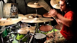Daniel Blume - Lamb Of God - Footprints - Drum Cover - VII: Sturm Und Drang