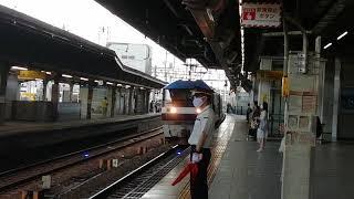 第3編成目完成!。EF210 129号機牽引東京メトロ半蔵門線新型車両18000系18103F甲種輸送8862レ名古屋2番線通過