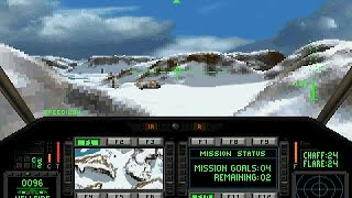 Comanche: Maximum Overkill (PC/DOS) 1992, Novalogic Inc