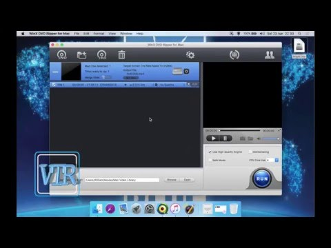How to Rip DVD to MP4 on Mac - Tutorial