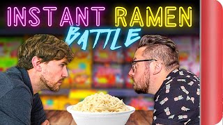 ULTIMATE INSTANT RAMEN NOODLE BATTLE