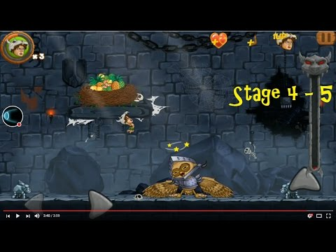jungle adventures 2 stage 4 5 final battle owlee killing youtube