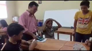 Tim Bridge SMA Negeri 8 Manado