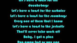 Kanye West feat. Pusha T- Runaway (lyrics)