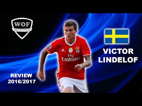 VICTOR LINDELOF | Benfica | Skills | 2016/2017 Welcome To Manchester United (HD)