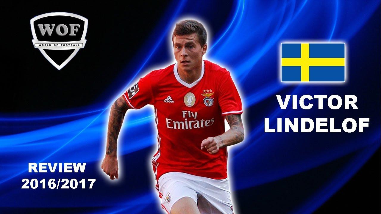 VICTOR LINDELOF Benfica Skills