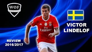 VICTOR LINDELOF  Benfica  Skills  20162017 Welcome To Manchester United HD
