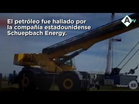 COMPAÑÍA ESTADOUNIDENSE HALLÓ PETRÓLEO EN URUGUAY.