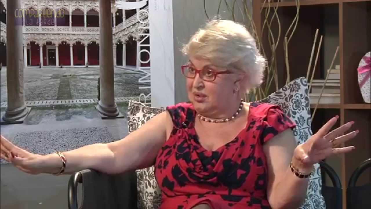 Maria Rosa Cobo Paquita Salas.Programa 7 De Compartiendo La Tarde Con Rosa Cobo Bloque 5