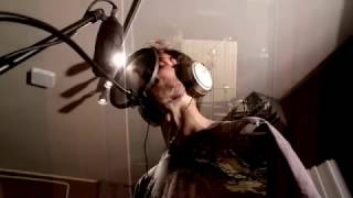 Bitter Almonds Mirror  Recording Studio Video