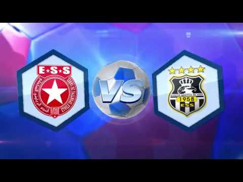 Foot - Amical: ESS vs ES Sétif (3-0) - Résumé ESS TV
