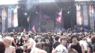 Lamb Of God @ Sonisphere UK 2009 (Pit Madness)...