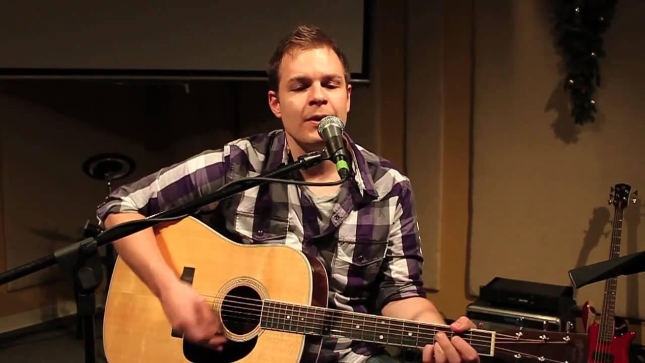 Your Grace Is Enough Chris Tomlin Matt Maher Acoustic Cover