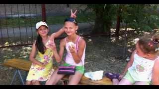 Путешествие - 4 день | Детский христианский лагерь в Дружковке