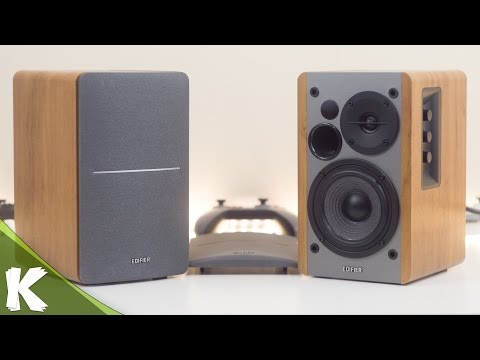 Edifier R1280T | Unboxing & Review | 2 Months Use | Audio Sample
