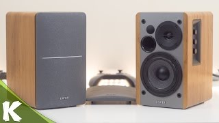 edifier Speakers Unboxing