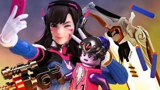 2019 Is Bringing Tons of Overwatch Toys  - Up at Noon Live!