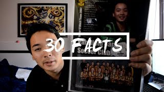 30 Interesting Facts About Me