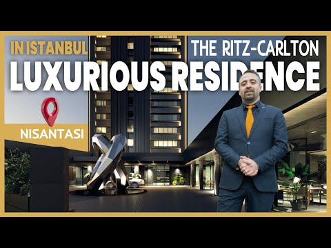 Property in Istanbul | Apartments For Sale in Istanbul | Ritz Carlton Residences Istanbul