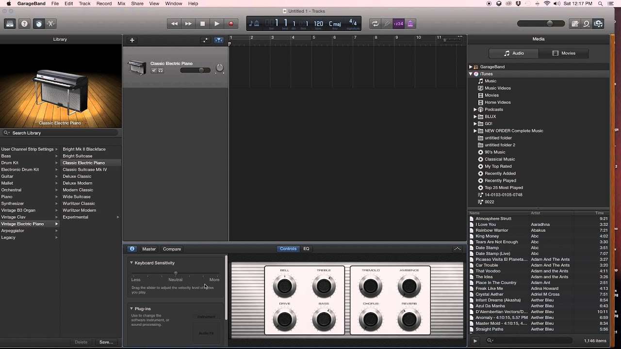 How To Use Izotope Vinyl In Garageband