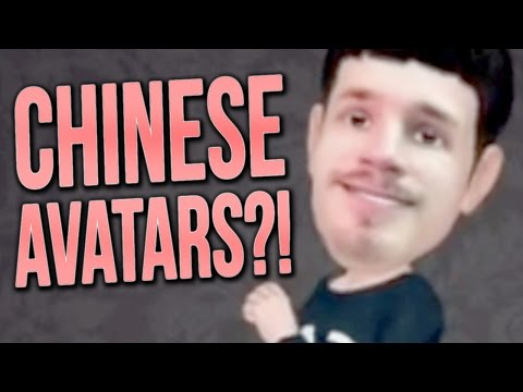 CREATE YOUR CHINESE SELF?