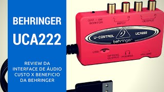 REVIEWS - Behringer UCA222