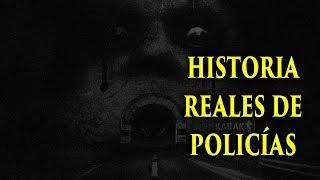 HISTORIAS PARANORMALES DE POLICÍAS
