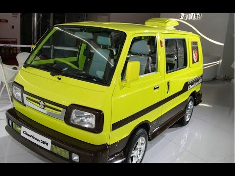 346b328c87705f 2019 Maruti Omni to be upgraded to meet safety regulations launch ...