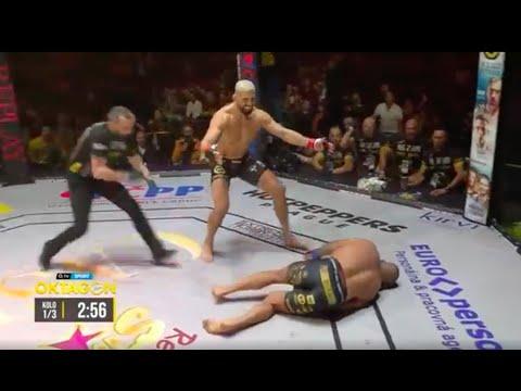 XFN celý zápas Karlos Terminator Vémola vs Flavio Rodrigo Magon from YouTube · Duration:  11 minutes 1 seconds