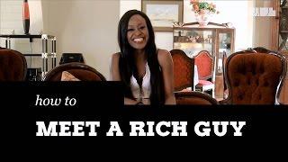 How To Meet A Rich Guy by NYASHA MTAMANGIRA I 5CENTS