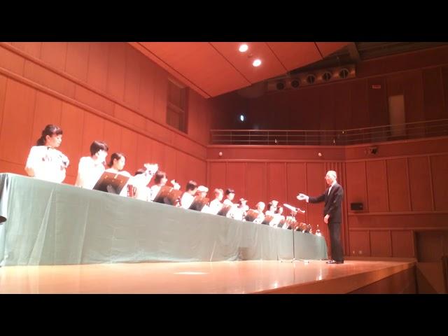 Lux Aeterna, Kobe YMCA Bell-choir (Dir. Nozomu Abe) 2018 Dec,  ハンドベル
