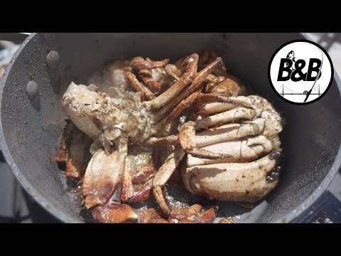 San Francisco Rock Crab And Rock Fish - Easy Catch And Cook!!!